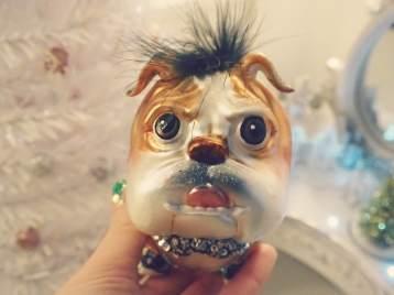 Swish My Swag QVC christmas dog baubles