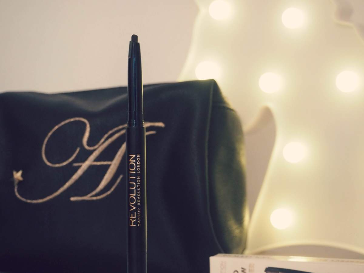 Makeup Revolution Duo Brow Pencil Review