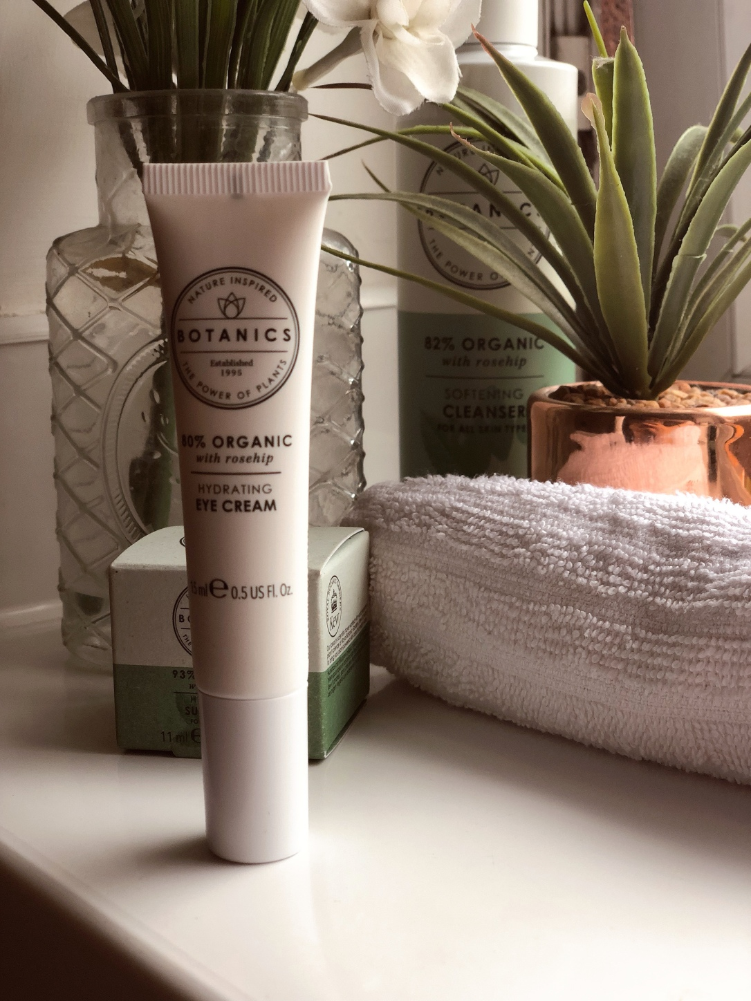 alchemy by amy uk Organic September -Boots Botanics Organic Affordable Budget Skincare Haul & Review non toxic low chemical eye cream cleanser oil balm