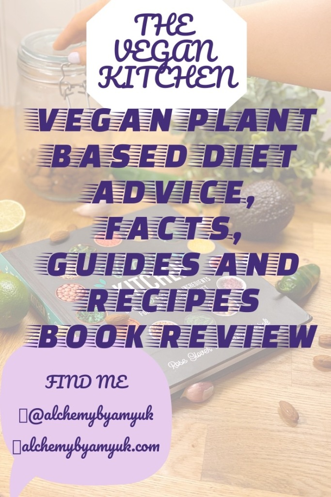 alchemy by amy uk planet based vegan recipes diet health nutrition advice book review clean eating