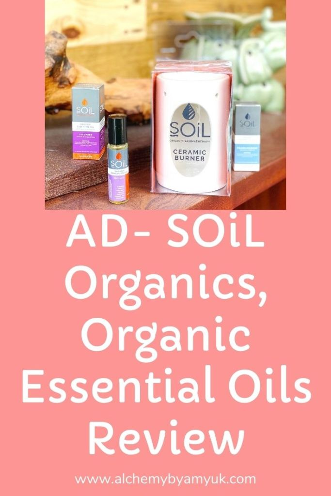 alchemy by amy uk clean green AD - Soil Organics, Organic Essential Oils Review